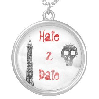 Fecha del odio 2, París Colgante Redondo