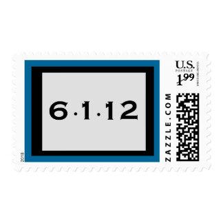 fecha timbres postales