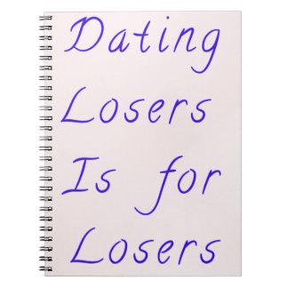 Fechar a perdedores está para los perdedores libro de apuntes