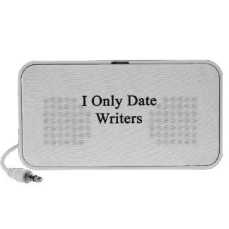 Fecho solamente a escritores iPod altavoces