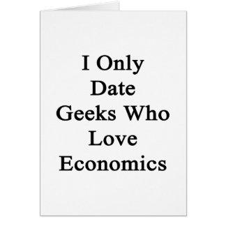 Fecho solamente a los frikis que aman la economía felicitación