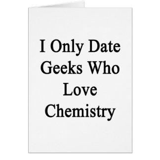 Fecho solamente a los frikis que aman química felicitacion