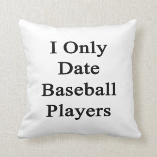 Fecho solamente a los jugadores de béisbol