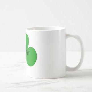 Feck Off Classic White Coffee Mug