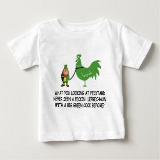 Feckin Irish fecktard Baby T-Shirt