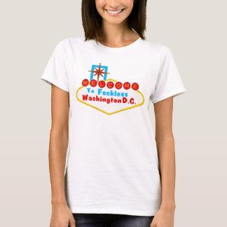 Feckless Washington T Shirt. T-Shirt