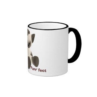 Fect de Purr Tazas De Café