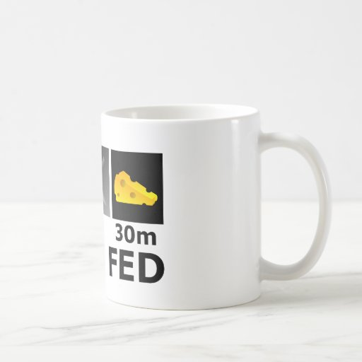 FED bien Taza De Café