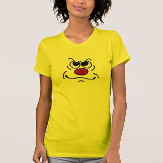 FED encima de la cara sonriente Grumpey Camisas