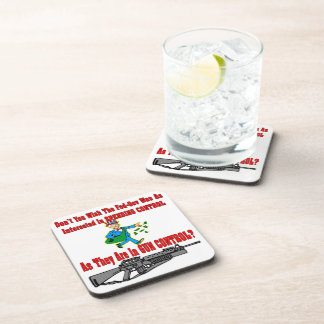 Fed-Gov Was As Interested In Spending Control As Drink Coaster