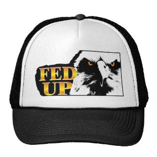 """FED UP """"Large Image Size"""" Trucker Hat"""