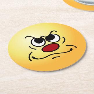 Smiley Face Drink & Beverage Coasters | Zazzle