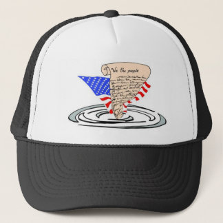 FED UP! TRUCKER HAT