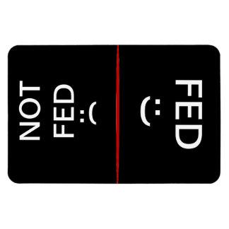 FED y no imán grande de FED
