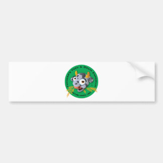 Fedderr's Feed & Grain Emporium Bumper Sticker