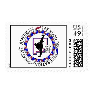 Federación del Taekwondo del nativo americano Sellos