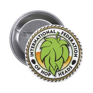Federación internacional de las cabezas del salto pin