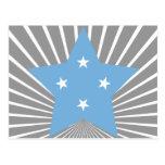 Federado+Estados+de+Estrella de Micronesia Postales