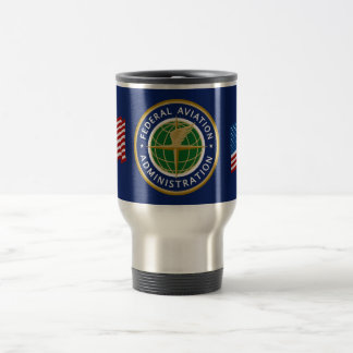 Federal Aviation Administration FAA Travel Mug