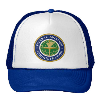 Federal Aviation Administration FAA Trucker Hat