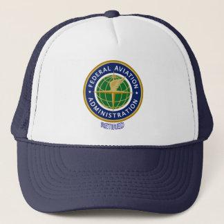 Federal Aviation Administration Retired Trucker Hat