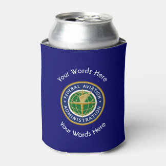 Federal Aviation Administration Shield Can Cooler
