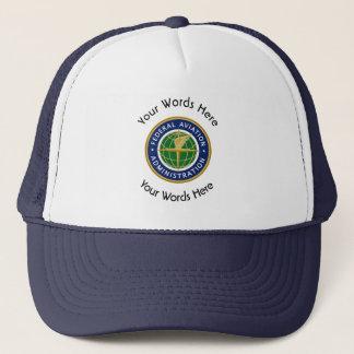 Federal Aviation Administration Shield Trucker Hat