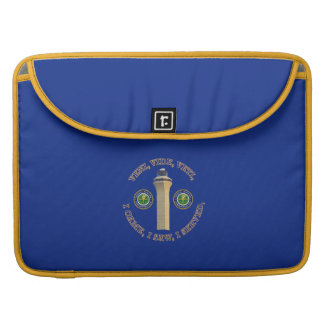 Federal Aviation Administration VVV Shield Sleeves For MacBook Pro