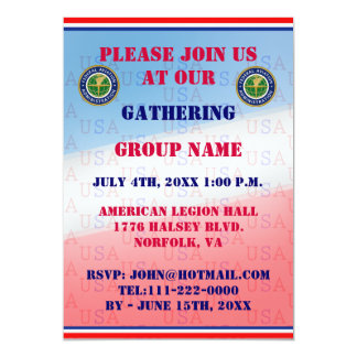 Federal Aviation Agency Event Invitation