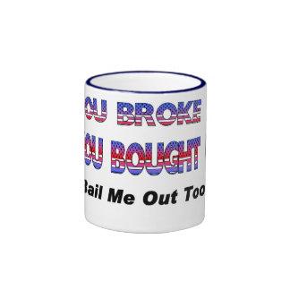 Federal Bailout Mug