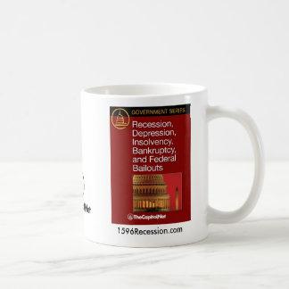 Federal Bailouts mug.. Coffee Mug