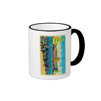 Federal Building and Lakes of the Nations Coffee Mugs