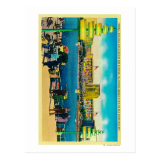 Federal Building and Lakes of the Nations Post Cards