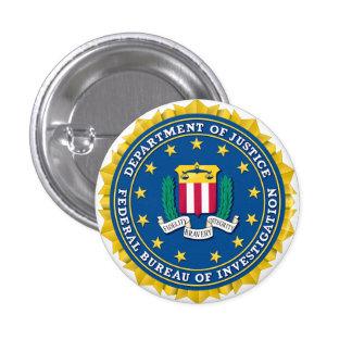 Federal Bureau of Investigation FBI Pinback Buttons