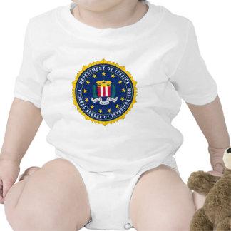 Federal Bureau of Investigation - FBI Bodysuits