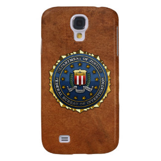 Federal Bureau of Investigation Galaxy S4 Cover