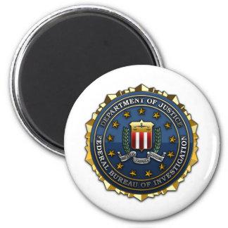 Federal Bureau of Investigation Fridge Magnet
