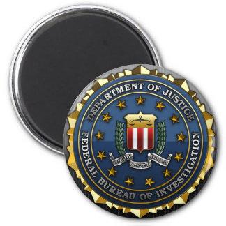 Federal Bureau of Investigation Refrigerator Magnets