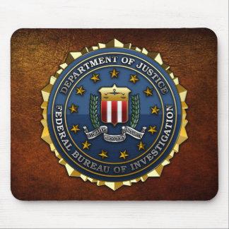 Federal Bureau of Investigation Mouse Pad