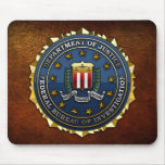 Federal Bureau of Investigation Mouse Pads