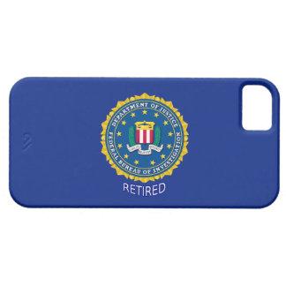 Federal Bureau of Investigation Retired iPhone SE/5/5s Case