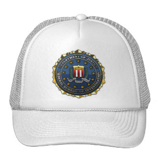 Federal Bureau of Investigation Trucker Hat
