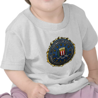Federal Bureau of Investigation Tee Shirts