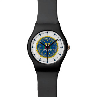 Federal Bureau of Investigation Wristwatches
