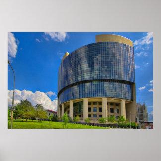 Federal Courthouse, Kansas City, MO Poster
