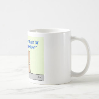 Federal Department of Who's your Daddy? Coffee Mug