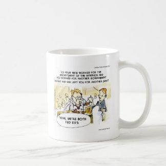 Federal Ex Spouse Funny Coffee Mug