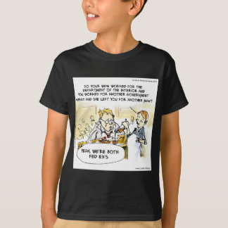 Federal Ex Spouse Funny T-Shirt