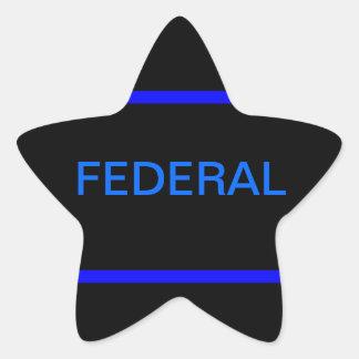 Federal LEO sticker