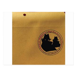 Federal Moguls Postcard